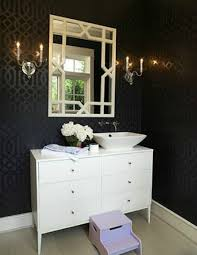 home decor framed bathroom vanity mirrors corner kitchen base