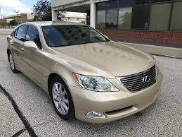 2008 lexus gs 460 gas mileage 2008 lexus ls 460 4dr sedan in eastlake oh mr auto sales inc