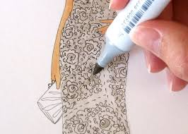 741 best fashion drawing images on pinterest alcohol markers