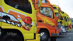 mitsubishi truck 1998 kamt mitsubishi fuso canter isuzu elf truck festival custom