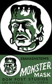 2012 Don Post Studios Catalog Blood Curdling Blog Of Monster Masks by Blood Curdling Blog Of Monster Masks