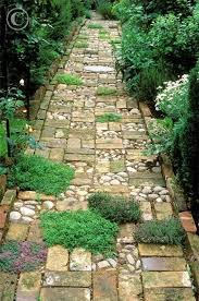 garden walkway ideas 32 natural and creative stone garden path ideas gardenoholic
