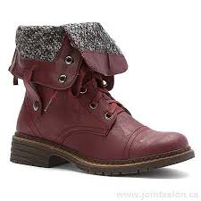 womens combat boots canada s boots canada weave wanted crowley combat boot burgundy