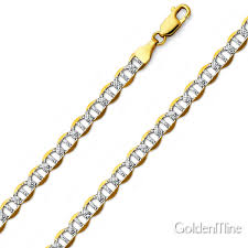 white chain necklace images Mariner chains gold sterling silver necklaces jpg