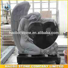 cheap headstones custom design cheap angel upright headstone buy cheap upright