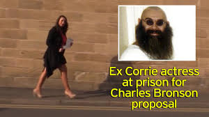 britain u0027s most notorious prisoner charles bronson proposes to ex