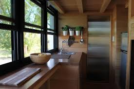 Tiny House Kitchens by Tiny House Big Living These Itsy Bitsy Homes Are Feature Packed