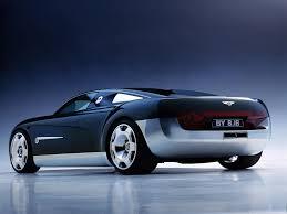 concept bentley bentley hunaudieres 1999 u2013 old concept cars