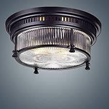 Glass Ceiling Fixture by Amazon Com Westinghouse 6674600 Senecaville Two Light Exterior