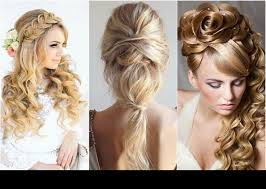 soft braids for long hair prom makeup