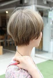 various short haircuts back views popular long hairstyle idea