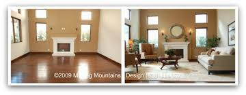 Staging Before And After by Staging A House To Sell In Encino