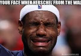 Walking Dead Meme Generator - meme creator your face when herschel from the walking dead got