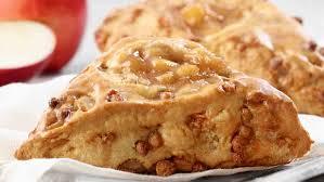 panera bread caramel apple thumbprint scone calories nutrition