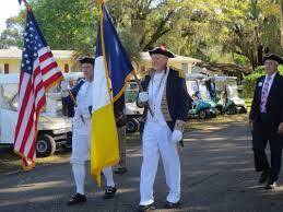 St Thomas Flag St Patrick U0027s Day Parade Thomas Jefferson Camp 11 Color Guard