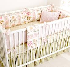 girls frilly bedding crib sets elizabeth allen baby baby bedding for girls