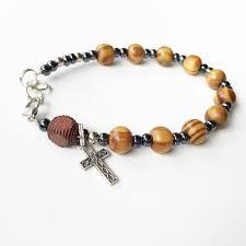 rosary bracelets beautiful handmade rosary bracelets rosary