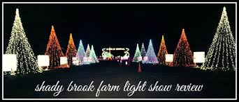 shady brook farm holiday light show mommy review of holiday light show shady brook farm