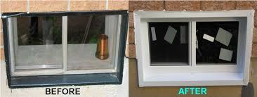 basement window well gravel