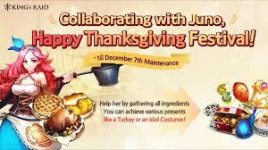 psa raid thanksgiving event broken in europe