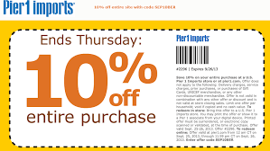 pier 1 imports coupon codes may 2016 coupon specialist