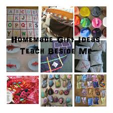 Homemade Gift Ideas by Preparing For The Holidays Homemade Gifts For Kids Teach Beside Me