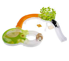 zhu zhu pets woodlandfriends treehouse deluxe playset 2 animals