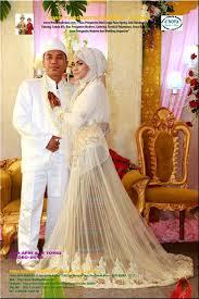 wedding dress jakarta murah rias pengantin muslimah bekasi by rias pengantin bekasi dnova
