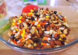 corn trail mix simply taralynn