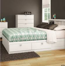 White Queen Platform Bed With Storage White Queen Size Platform Bed With Storage U2014 Modern Storage Twin