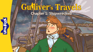 gulliver u0027s travels 1 shipwrecked level 5 by little fox youtube
