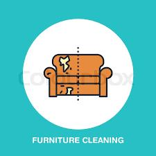 Dry Cleaning Sofa Sofa Repair Line Icon Upholstered Furniture Dry Cleaning Logo