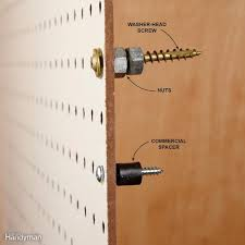 pegboard storage containers best 25 peg board kitchens ideas on pinterest art tool storage