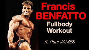francis benfatto ppm fullbody workout ft paul james youtube