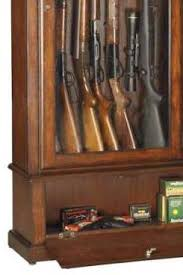 american classics gun cabinet american furniture classics gun cabinets curio cabinet with hidden