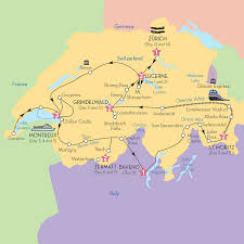 map of montreux country roads of switzerland summer 2017 insight vacations