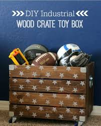 15 diy toy box that will help to organize your kids room u2013 home