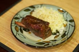 char siu country style ribs the little chef