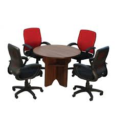 Office Furniture Chairs Png Discussion Table Office Tables Office Furniture Damro