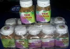 Teh Litgis produk teh kulit manggis teh litgis