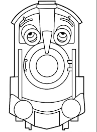 character chuggington coloring pages cartoon coloring pages