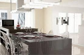 plan de cuisine moderne avec ilot central plan cuisine avec ilot central coin de repas cuisine tunisie