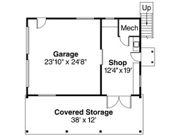 Workshop Garage Plans Carriage House Plans Craftsman Style Carriage House Plan With 2