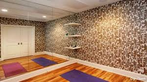 home yoga studio design ideas yoga rooms youtube