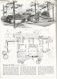 House Plans For Sale Vintage House Plans Mid Century Homes Large