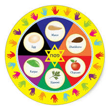 seder plate for kids colourful kids passover seder plate classic sticker
