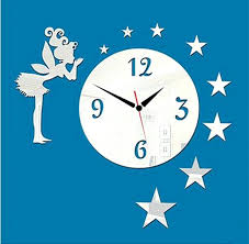 Free Shipping Home Decor Wall Clock Lisheng Wall Clock India Lisheng Wall Clock Price