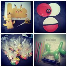 anniversaire theme pokemon pokemon birthday party petit grain de riz