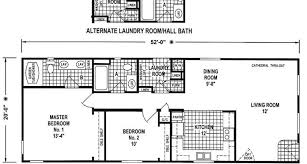 Mobile Home Floor Plans Single Wide 26 Photos And Inspiration 2 Bedroom 2 Bath Single Wide Mobile Home