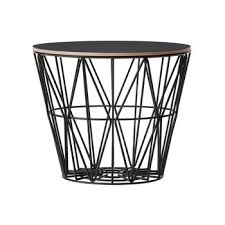 Wire Side Table Attractive Wire Side Table With Side Table Reserve Modern Event